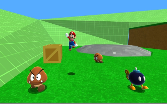 Super Mario 64...now in HD