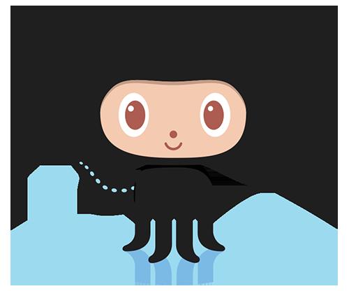 Octocat, GitHub's logo