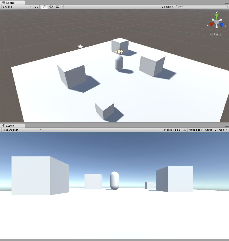 Unity Beginner to Hero Part 3: CharacterController and Wall